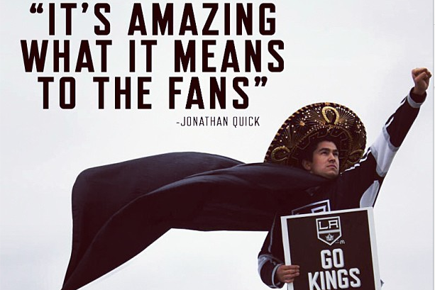 Instagram: Quick Appreciates the Kings Fans