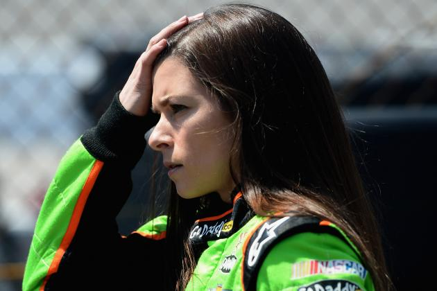 Patrick Explains Outburst, Says David Gilliland Racing Her Too Aggressively