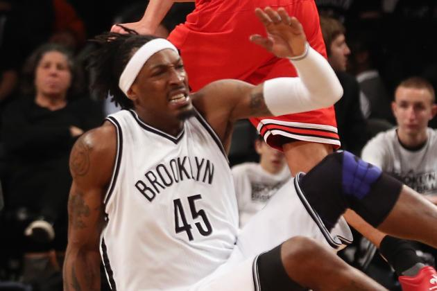 Gerald Wallace: 'I Don't Have a Clue What My Role Is on This Team.'