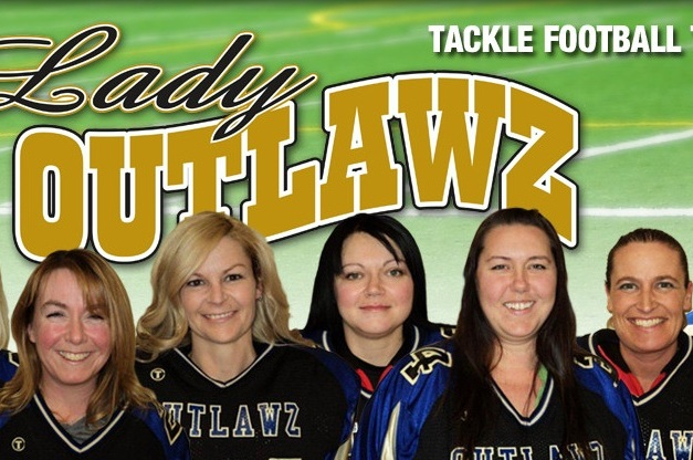 Okotoks Lady Outlawz Strongly Influenced by Spirit of Motherhood