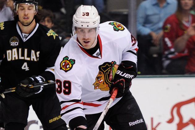 Blackhawks Recall Eight from American Hockey League's Rockford IceHogs