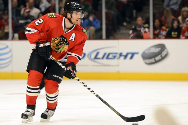 Duncan Keith Says There Was No Sexist Intent with Female Reporter