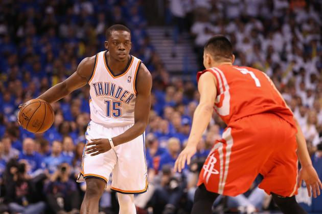 Reggie Jackson Can't Lead Thunder to NBA Title with Russell Westbrook Injured