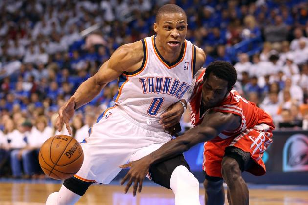 Patrick Beverly Not to Blame for Russell Westbrook's Injury