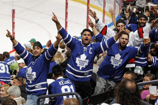 Maple Leafs Playoff Tickets Sale Frustrates Fans