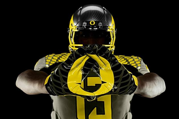 Oregon Football: Ducks Will Honor Troops with New Nike Uniforms for Spring Game