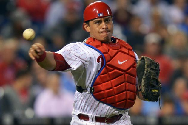 What Will Philadelphia Phillies Lineup Look Like Once Carlos Ruiz Returns?