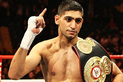 Khan Plots Revenge Against Peterson, Garcia