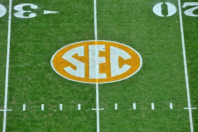 SEC on Display in First Round of NFL Draft