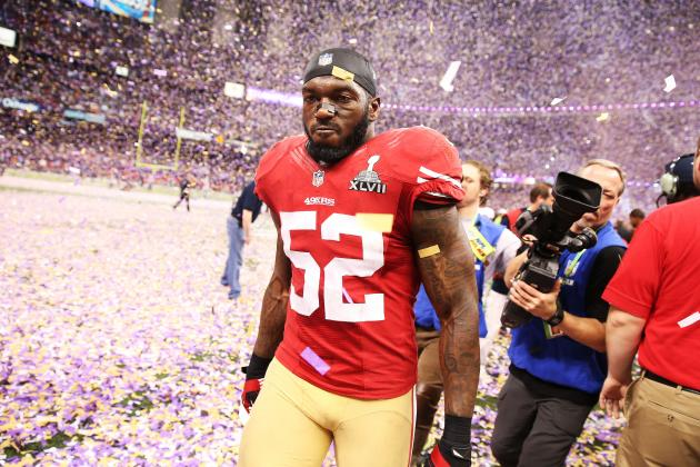 49ers, Willis Agree to Restructure to Create Cap Space