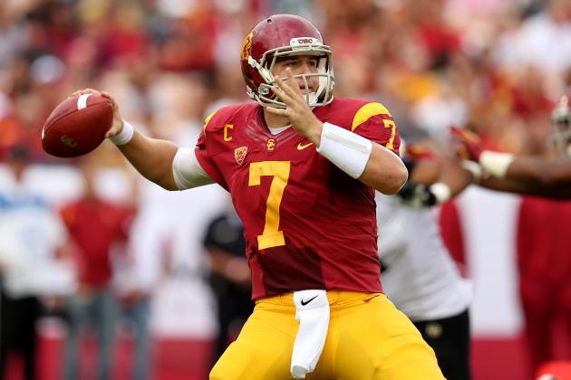 Matt Barkley Won't Make It Past 2nd Round of NFL Draft