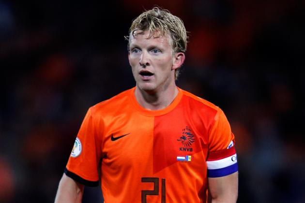 Football Transfer Rumours: Dirk Kuyt to Cardiff City?