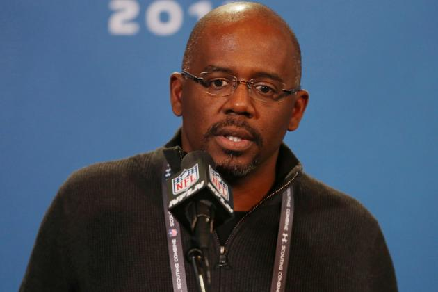 Report: Lions Actively Shopping Second-Round Draft Pick