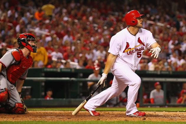 Cards Place Adams on DL, Recall INF Curtis