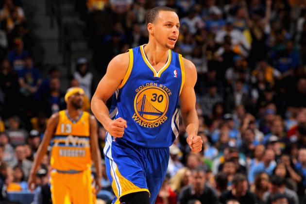 Stephen Curry Injury Will Not Derail Golden State Warriors' Hopes of Advancing