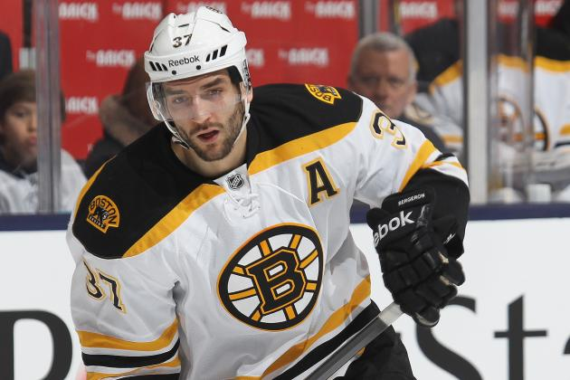 Bergeron: No. 2 Seed 'In Our Hands'
