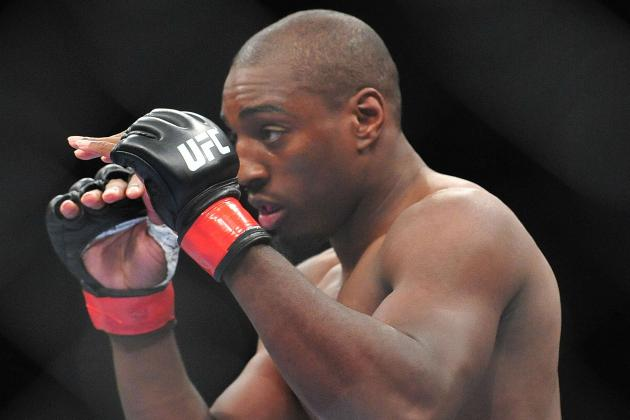 UFC Star Phil Davis Baby Mama Says MMA Makes Him Violent in Bed