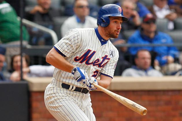 Mets Shuffle Order: Murph to 3-Hole, Wright Cleanup