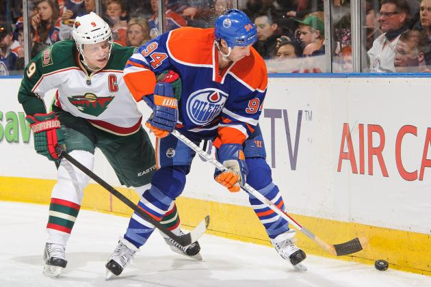 Can Edmonton Oilers Salvage One Small Piece of Pride Against Wild?