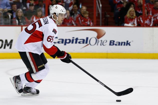 No Shocker, Erik Karlsson Dazzles in Return to Ice for Ottawa Senators