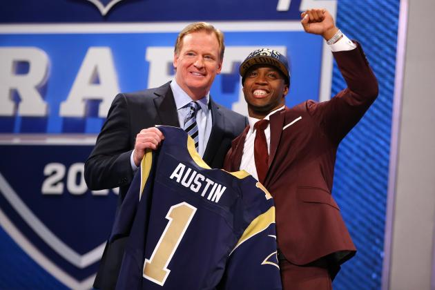 NFL Draft 2013 Results: How First-Round Skill Players Will Fit with New Teams