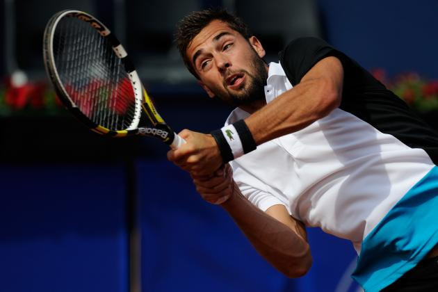 Paire Readies for Nadal by Eating Pizza, Watching Sharapova; Burger King Later