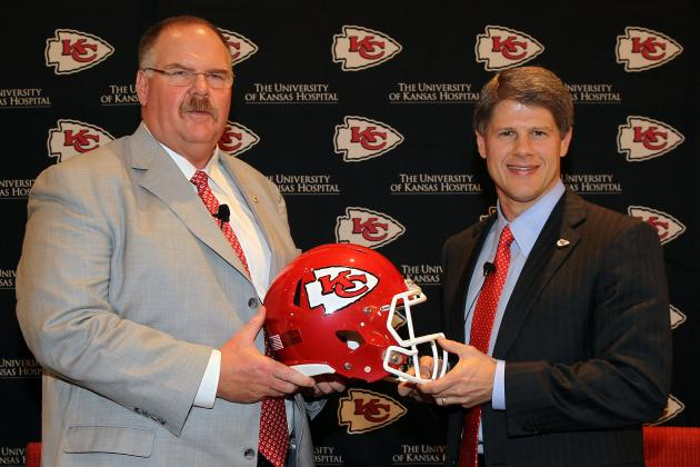 Hunt''s Feelings on Chiefs' Draft Ranged from Cursed to Confident