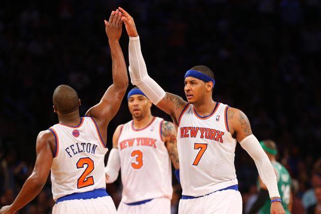 NY Knicks Must Build Crazy Momentum That Carries over into Future Rounds