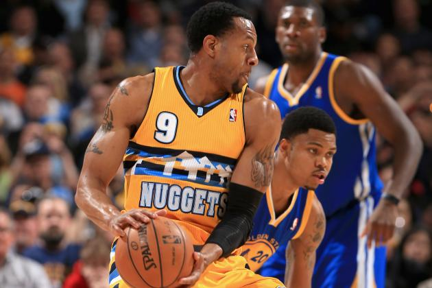 Time to Find out If Andre Iguodala Is Worth Big Bucks
