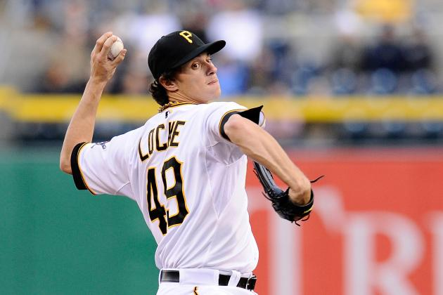 Jeff Locke Emphasizes Steady Confidence
