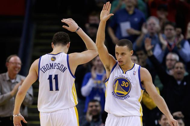 Denver Nuggets Need Watertight Defense on 'Splash Brothers'