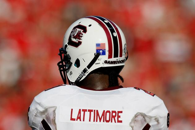 Is Marcus Lattimore Worth an Early Draft Pick?