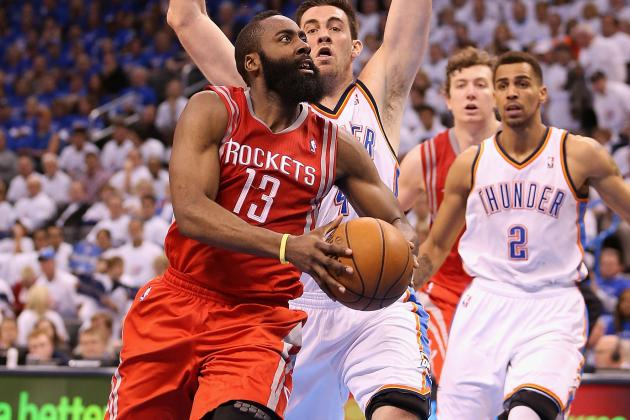 Rockets Head Home with Some Answers, Needing More