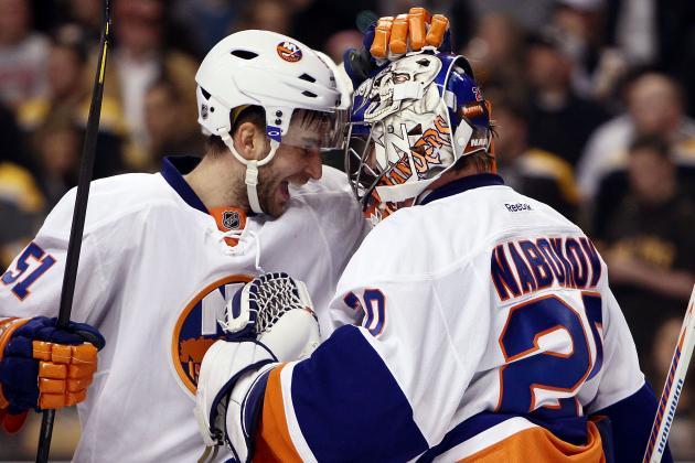 New York Islanders - Final Tuneup