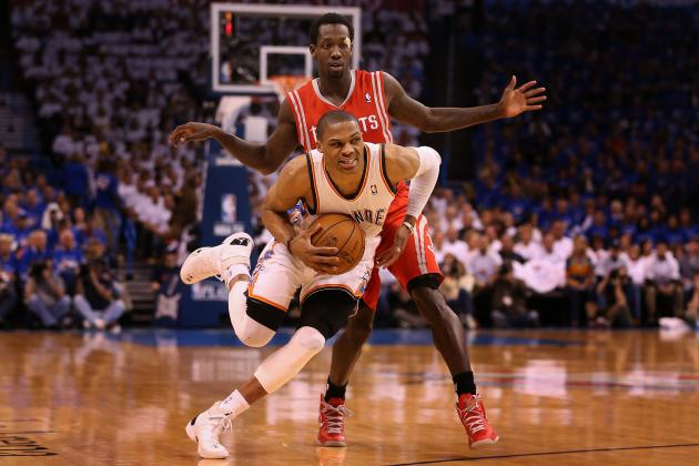 NBA Playoffs 2013: Western Conference Favorites Post-Westbrook Injury
