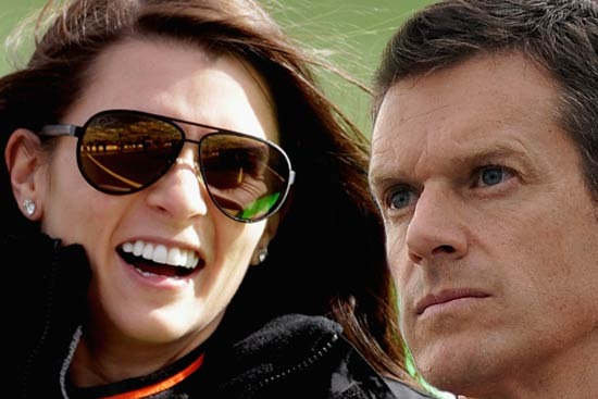 Danica Patrick: My Marriage Is Officially over