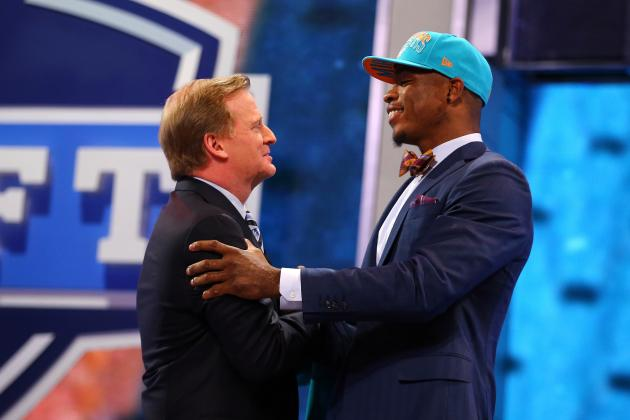 2013 NFL Draft Grades: Surprising Picks That Will Pay off Big Time