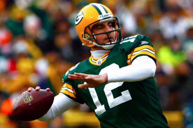 Aaron Rodgers Signs Contract Extension with Green Bay Packers