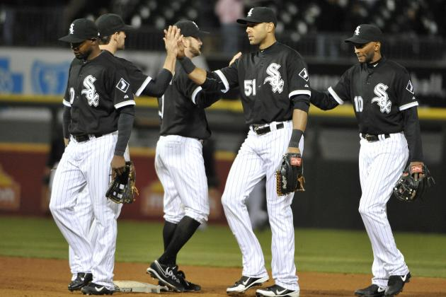 Today's White Sox Starting Lineup