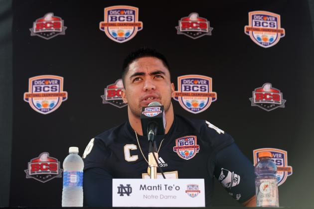 Manti Te'o Free Fall Makes Him Instant Steal for Day 2 Team