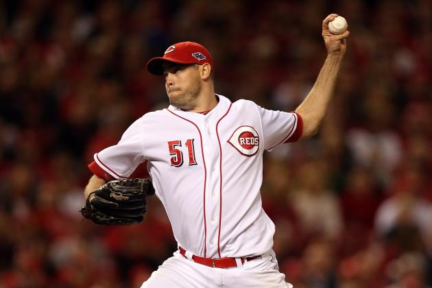 Reds Activate Sean Marshall, Place Parra on DL