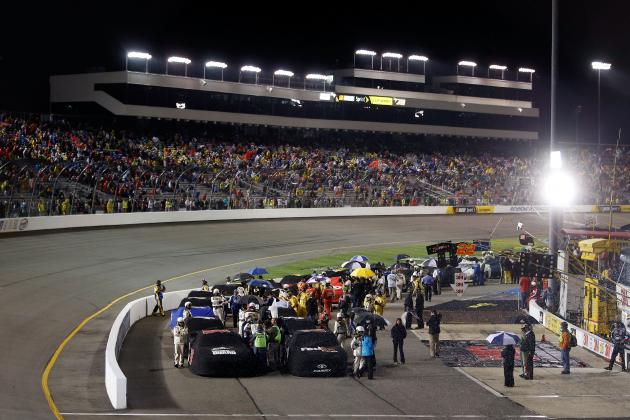 Toyota Owners 400 2013: Start Time, Lineup, TV Schedule and More