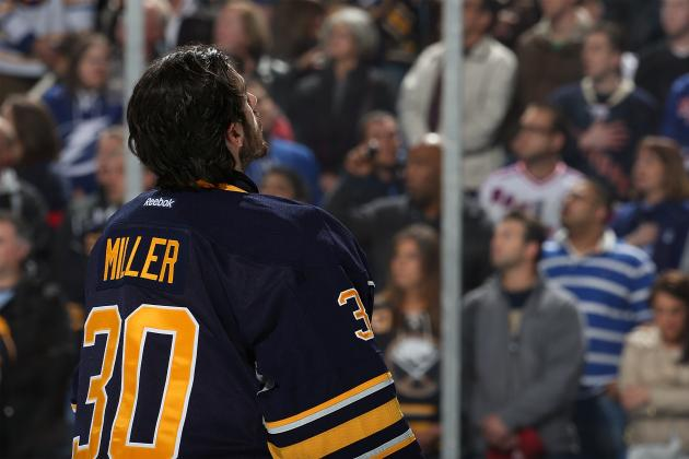 Sabres Miller Not Mad at the Fans