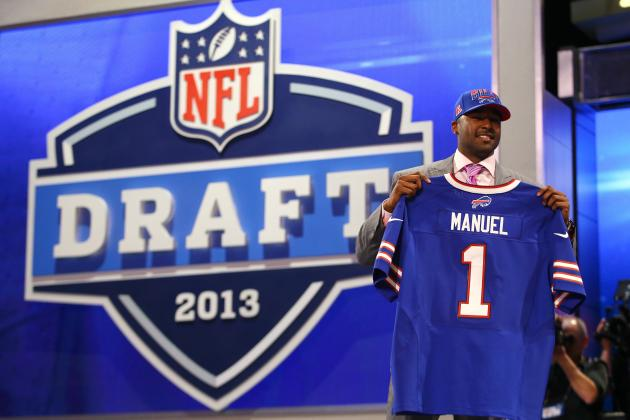 NFL Draft Grades 2013: Assessing Value of Every First-Round Pick