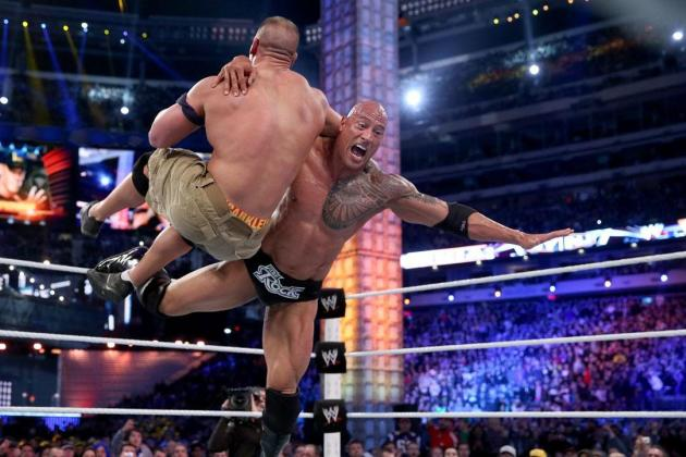 The Rock, the Shield and Latest WWE News and Rumors from Ring Rust Radio