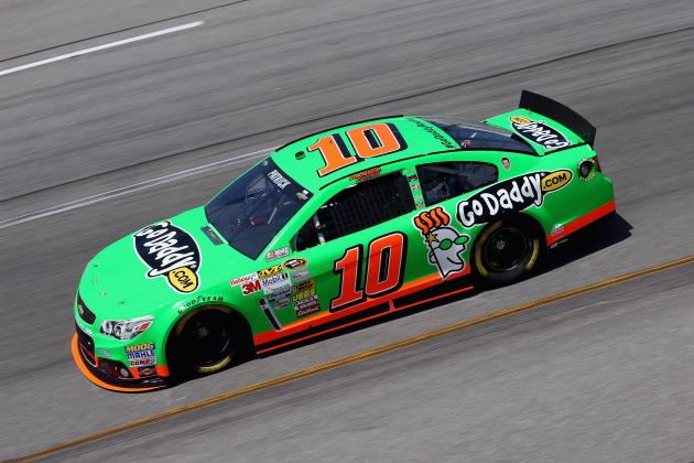 Danica Patrick: Will She Ever Be a Sprint Cup Championship Contender?
