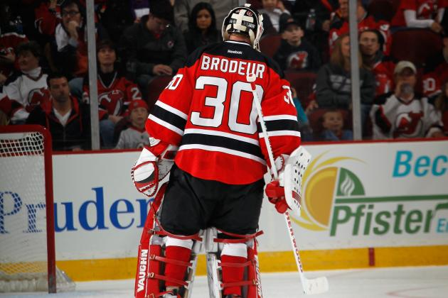 Brodeur Hasn't Changed Mind, Still Returning Next Season