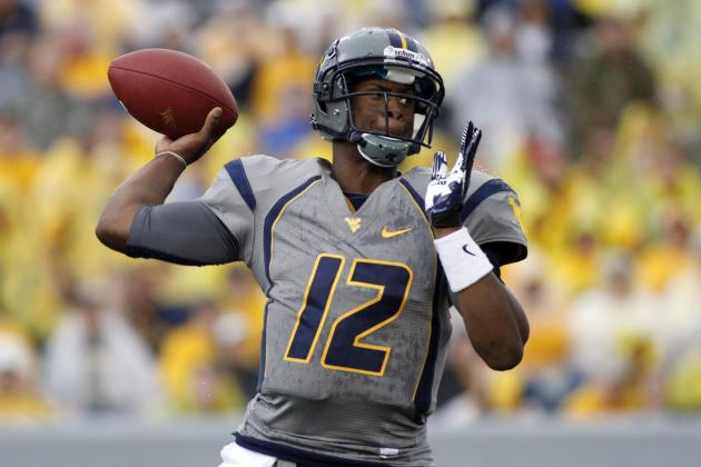 Geno Smith: Best Landing Spots for Signal-Caller to Compete for Starting Job
