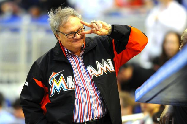 Jeffrey Loria's Meddling Ruins Hope for Credibility in Marlins Organization