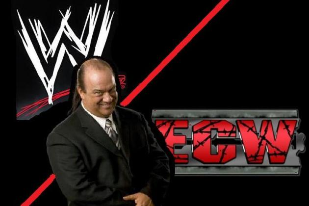 Could Paul Heyman Bring ECW Back to the WWE?